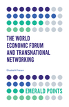 Jacket Image For: The World Economic Forum and Transnational Networking