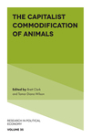 Jacket Image For: The Capitalist Commodification of Animals