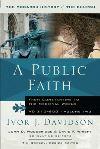 Jacket Image For: A Public Faith