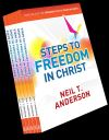 Jacket Image For: Steps to Freedom in Christ Workbook