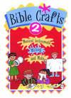 Jacket Image For: Bible Crafts for Kids