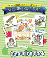 Jacket Image For: Stories Jesus Told Colouring Book