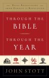 Jacket Image For: Through the Bible, Through the Year