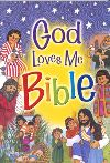 Jacket Image For: God Loves Me Bible