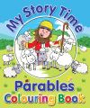 Jacket Image For: My Story Time Parables Colouring Book