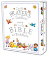 Jacket Image For: Candle Prayers for Toddlers and Candle Bible for Toddlers