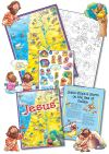 Jacket Image For: Jesus Activity Pack