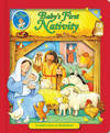 Jacket Image For: Baby's First Nativity Carry Along