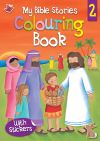 Jacket Image For: My Bible Stories Colouring Book 2