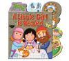 Jacket Image For: A Little Girl is Healed
