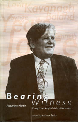 Bearing Witness Jacket Image