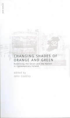 Changing Shades of Orange and Green Jacket Image