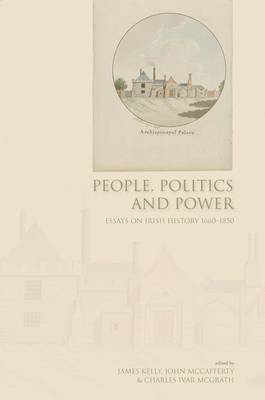People, Politics and Power Jacket Image