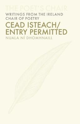 Cead Isteach / Entry Permitted Jacket Image