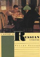 """""""A History of Russian Literature"""" by Victor Terras"""