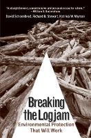 """Breaking the Logjam"" by David Schoenbrod"