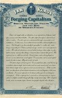 """Forging Capitalism"" by Ian Klaus"
