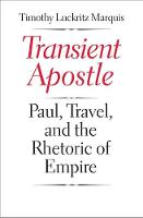 """Transient Apostle"" by Timothy Luckritz Marquis"