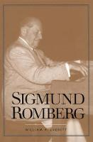 """Sigmund Romberg"" by William A. Everett"