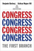 """Congress"" by Benjamin Ginsberg"