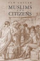 """Muslims and Citizens"" by Ian Coller"