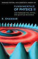 """Fundamentals of Physics II"" by R. Shankar"