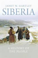 """""""Siberia"""" by Janet M. Hartley"""