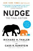 """Nudge"" by Richard H. Thaler"
