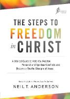 Jacket image for Steps to Freedom in Christ: Workbook