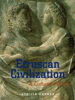 """""""Etruscan Civilisation - A Cultural History"""" by Sybille Haynes"""