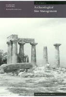 """Management Planning for Archaeological Site - Proceedings of the Corinth Workshop"" by . Teutonico"