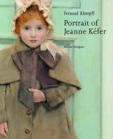 """Fernand Khnopff - Portrait of Jeanne Kefer"" by . Draguet"