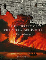 """Library of Villa Dei Papiri at Herculaneum"" by . Sider"