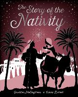 Jacket Image For: The story of the nativity