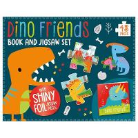 Jacket Image For: Dino Friends Book and Jigsaw Box Set