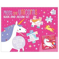 Jacket Image For: Meet The Unicorns Books and Jigsaw Box Set