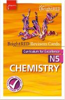 Jacket Image For: National 5 Chemistry Revision Cards