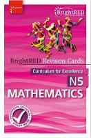 Jacket Image For: National 5 Mathematics Revision Cards