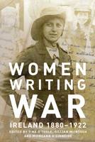Women Writing War Jacket Image