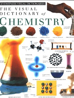 Image for The visual dictionary of chemistry