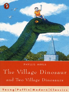 Image for The village dinosaur
