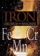 Image for Iron, chromium and manganese
