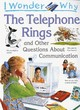 Image for I wonder why the telephone rings and other questions about communication