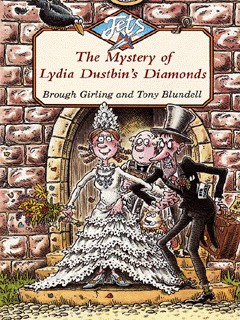 Image for The mystery of Lydia Dustbin's diamonds
