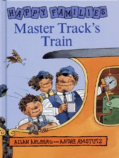 Image for Master Track's train
