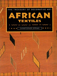 Image for African textiles