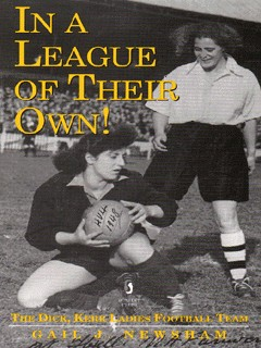 Image for In a league of their own!  : the Dick, Kerr Ladies' Football Club