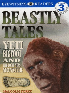 Image for Beastly tales  : Yeti, Bigfoot and the Loch Ness Monster