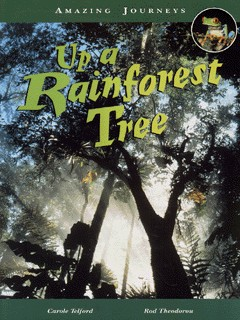 Image for Up a rainforest tree