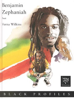Image for Benjamin Zephaniah  : a profile